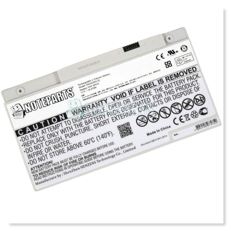 Sony ソニー VAIO バイオ T シリーズ(SVT14**/SVT15**) バッテリー VGP-BPS33対応