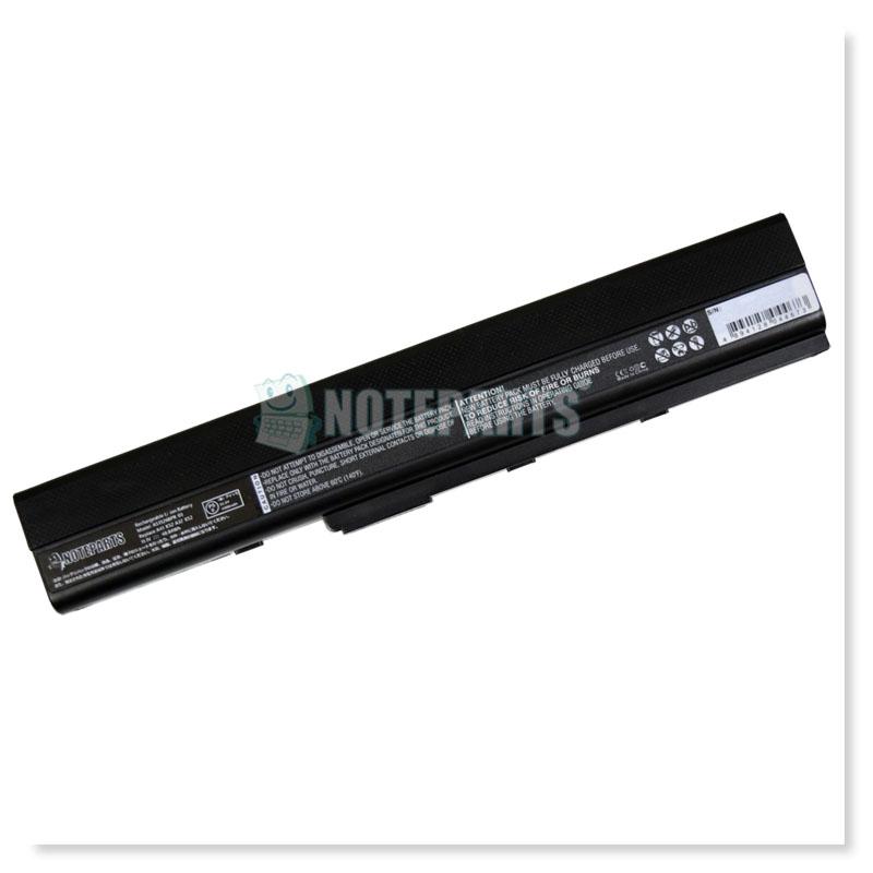 Asus K52 K52F K52N 6セル バッテリー A41-K52 A32-K52対応