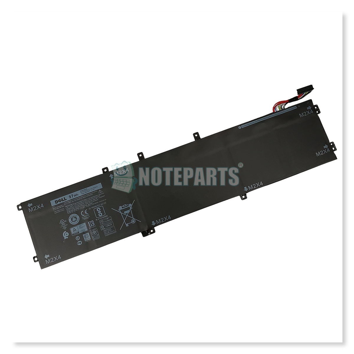 Dell純正 デル XPS 15 (9550/9560/9570)  Precision 15 (5510/5520/5530) 6セル バッテリー 6GTPY 5XJ28