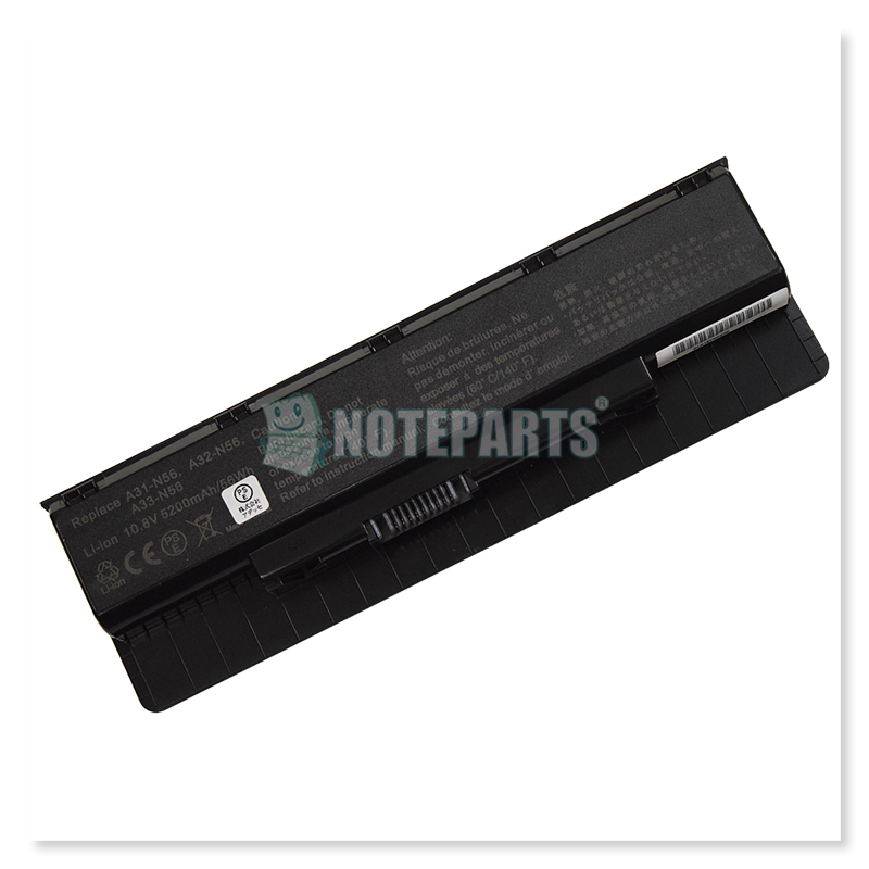 Asus N56VM N56VZ 6セル バッテリー A31-N56 A32-N56対応