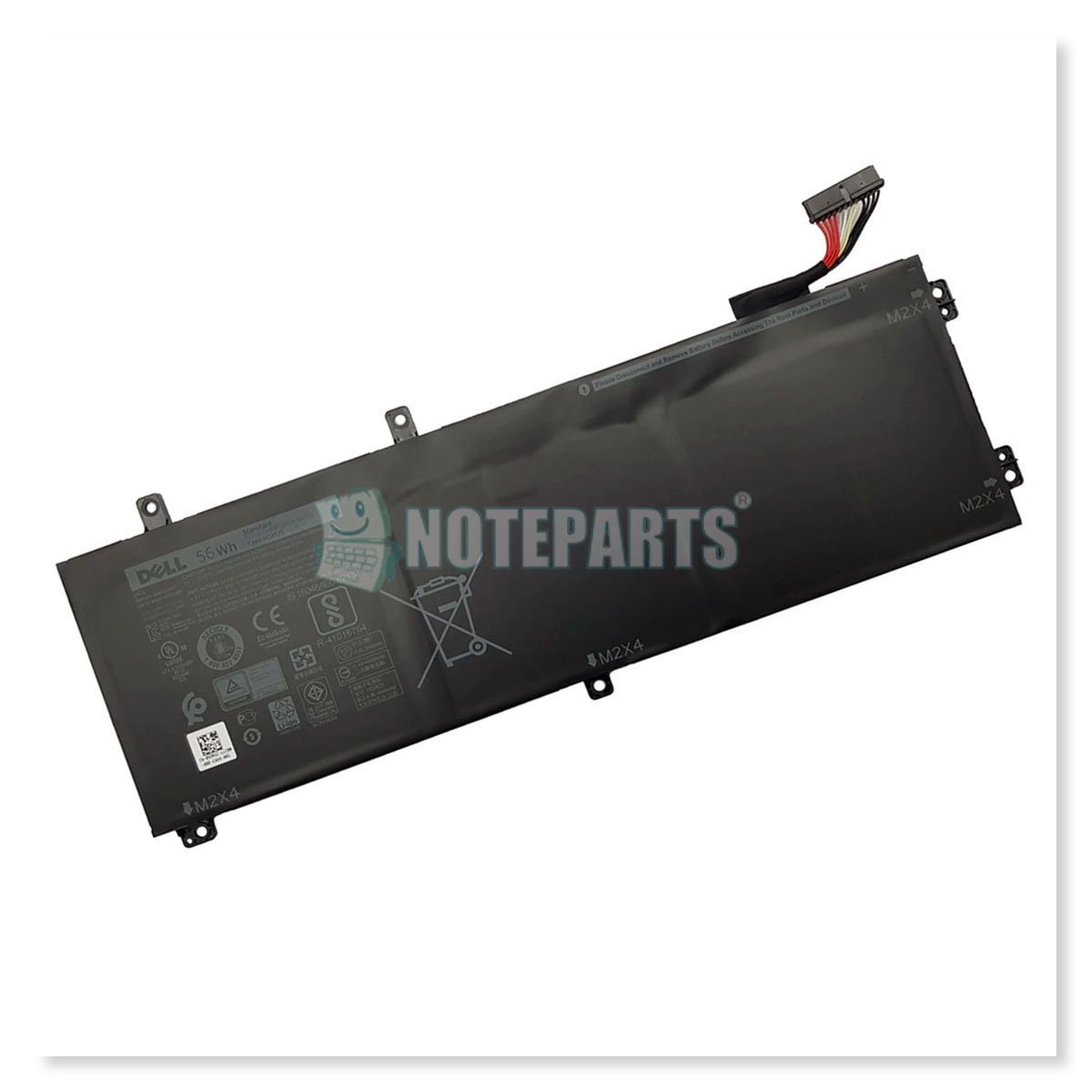 Dell純正 デル XPS 15 (9550/9560/9570)  Precision 15 (5510/5520/5530) 3セル バッテリー H5H20 62MJV