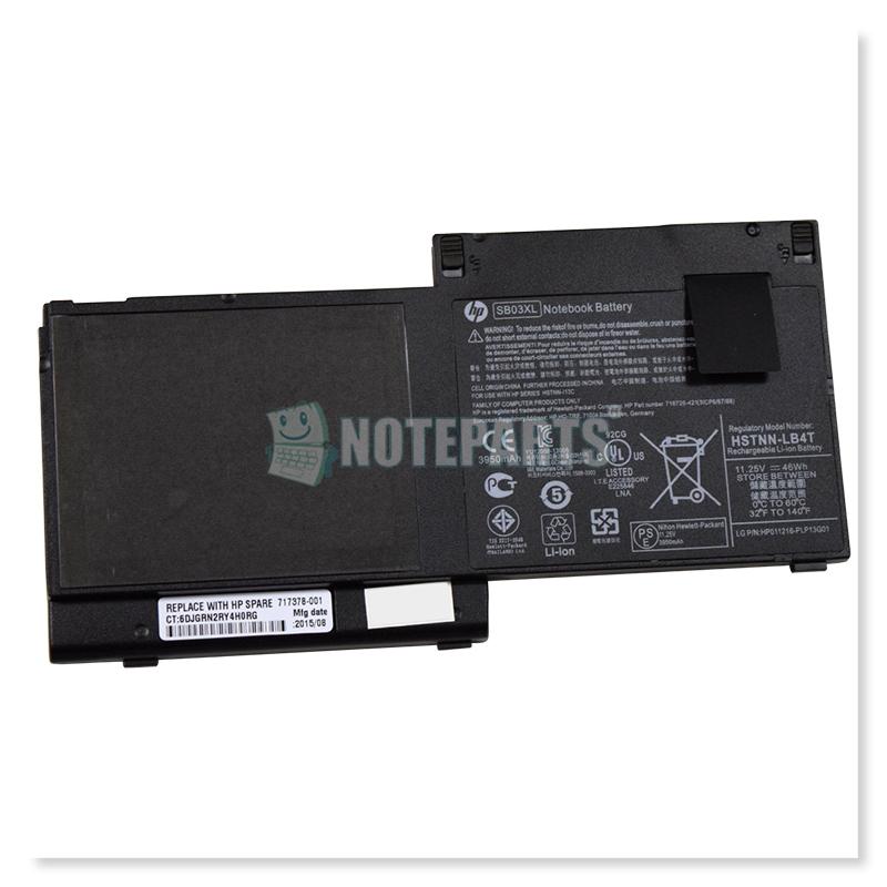 HP純正 EliteBook 725 G2 820 G1 リチウムポリマーバッテリー SB03XL E7U25AA 【訳あり】