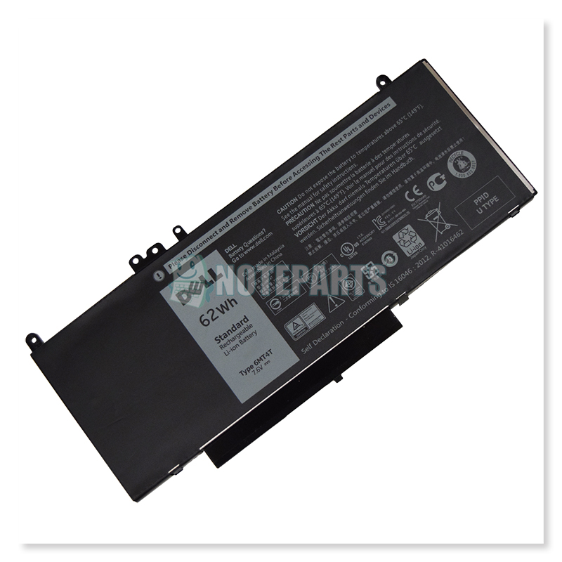 Dell純正 デル Latitude 14 (E5470) 15 (E5570)  バッテリー 79VRK HK6DV 6MT4T TXF9M