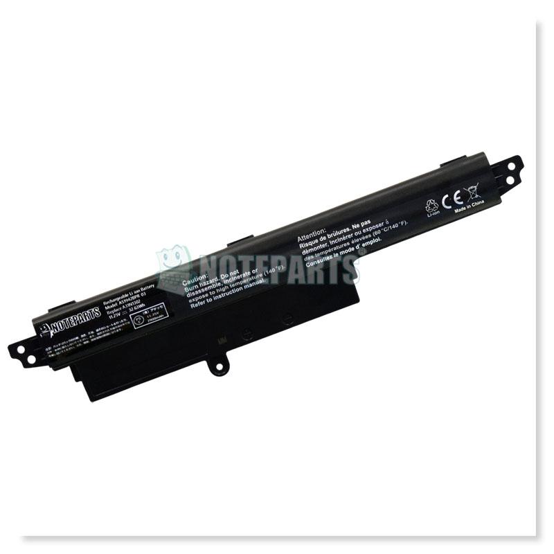 Asus VivoBook X200CA X200MA F200CA X200LA 3セル バッテリー A31N1302対応  【訳あり】