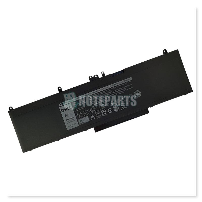 Dell純正 デル Latitude 15 E5570 Precision 15 3510 6セル バッテリー 4F5YV WJ5R2