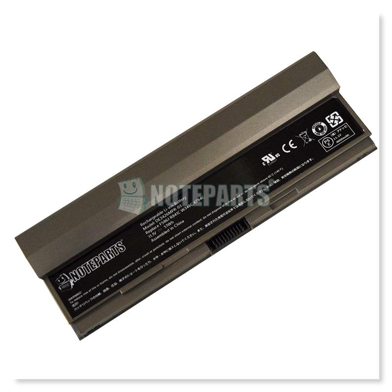 Dell デル Latitude E4200 6セル バッテリー F586J R841C W346C X784C対応