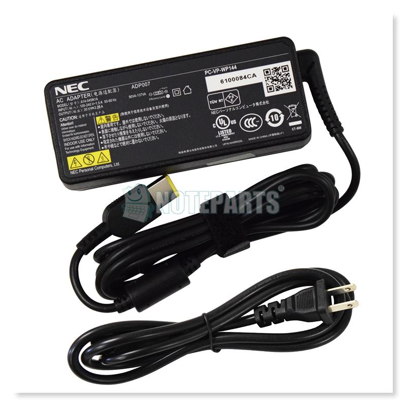 NEC VersaPro 45W ゼロワットACアダプター PC-VP-WP144