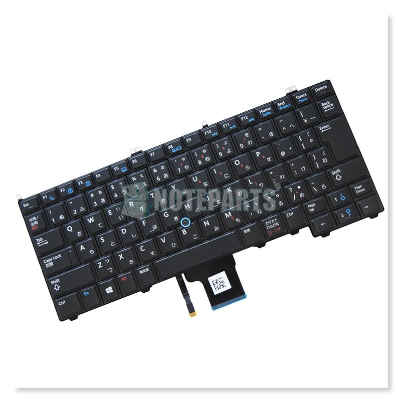 Dell Latitude E7240 E7440 日本語キーボード