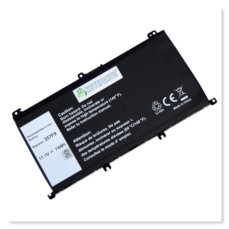 Dell デル Inspiron 15 5000 (5576/5577) 7000 (7559/7566/7567) バッテリー 071JF4 357F9 71JF4対応