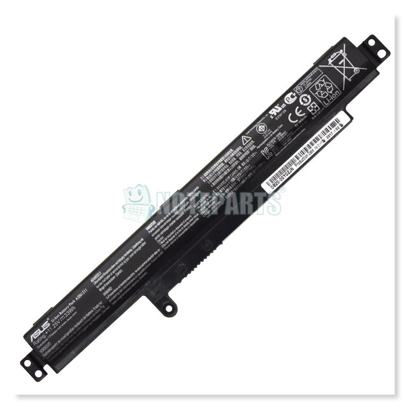 Asus純正 X102BA F102BA R103BA バッテリー A31N1311