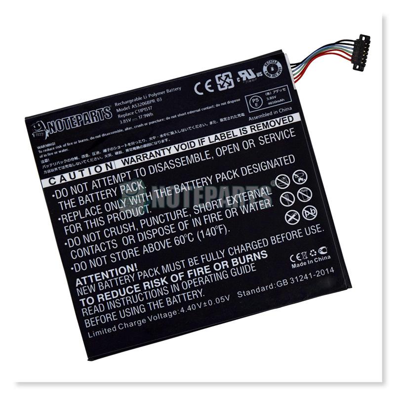 Asus ZenPad 10 Z300CNL Z300M バッテリー C11P1517対応