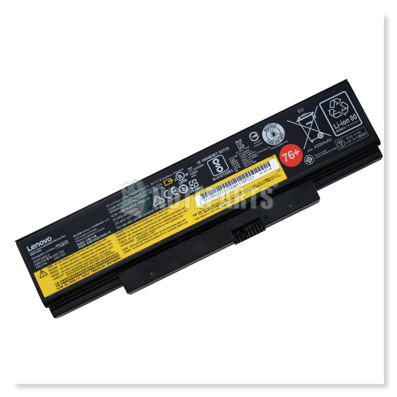 Lenovo純正 レノボ ThinkPad E550 E555 バッテリー 4X50G59217 45N1762 45N1763