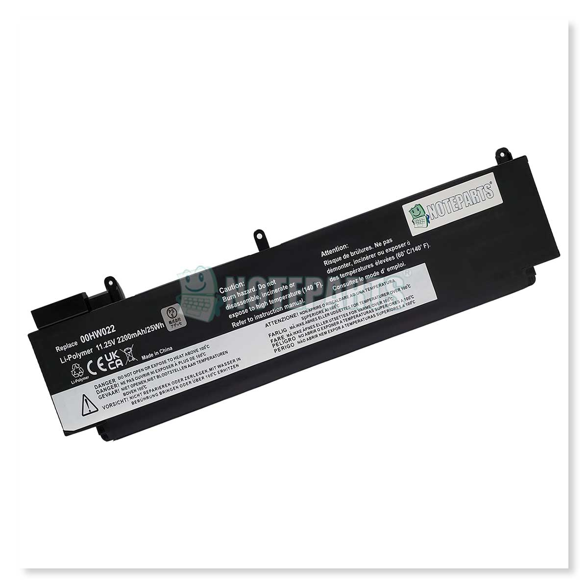 Lenovo レノボ ThinkPad T460s T470s フロントバッテリー 00HW022 00HW023 SB10F46460 SB10F46461対応