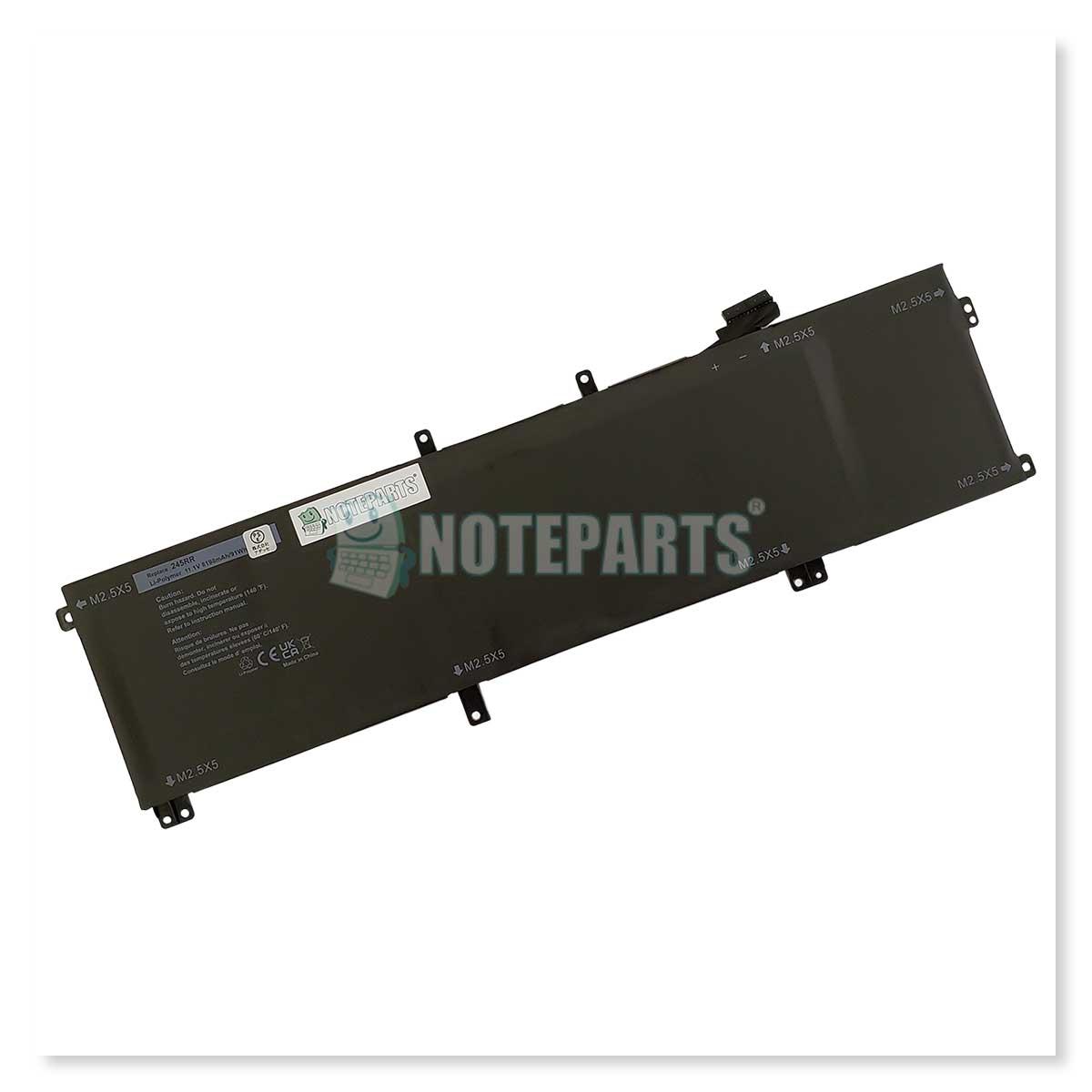 Dell デル XPS 15 (9530) Precison M3800 9セル バッテリー 245RR対応