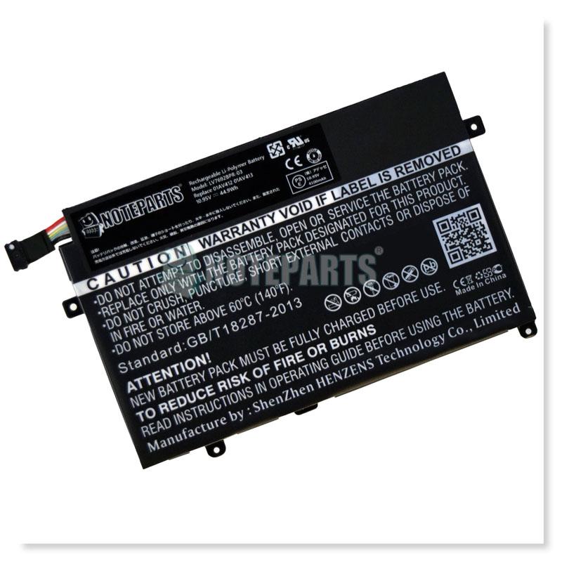 Lenovo レノボ ThinkPad E470 バッテリー 01AV411 01AV412 01AV413対応