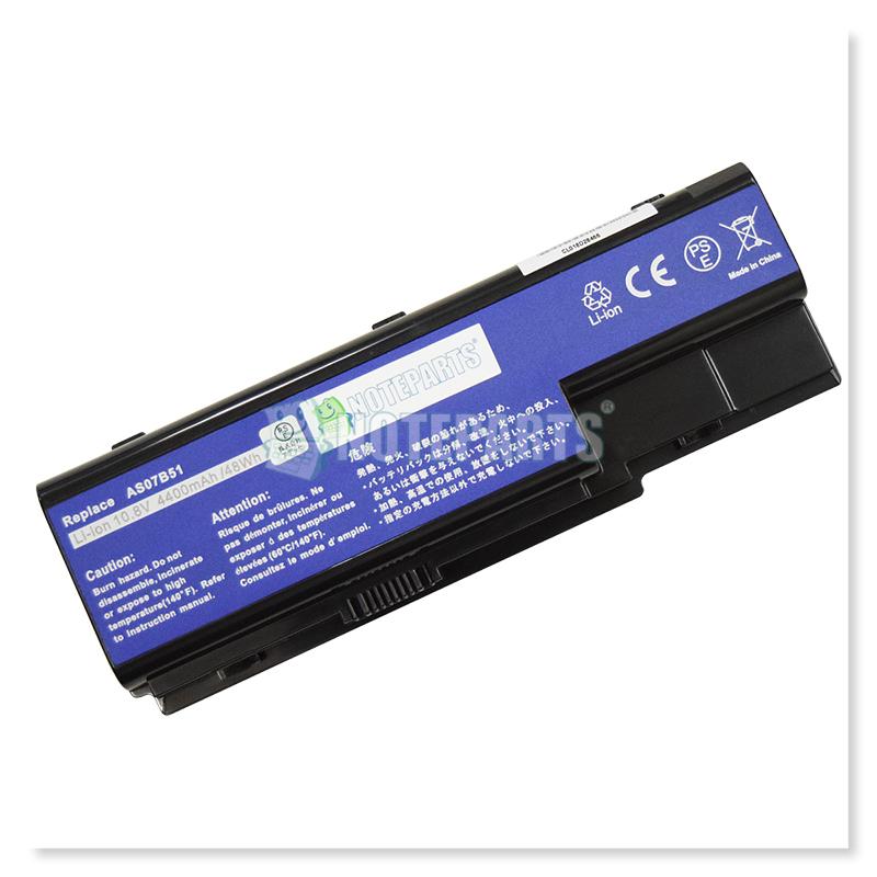 Acer エイサー Aspire 5530 5535 5739 5920 6530 6930 6セルバッテリー  LC.BTP00.008 LC.BTP00.014対応