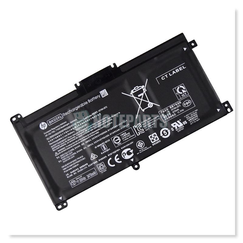 HP純正 Pavilion x360 14-ba000 14-ba037TU 14-ba100 14-ba122TU バッテリー BK03XL