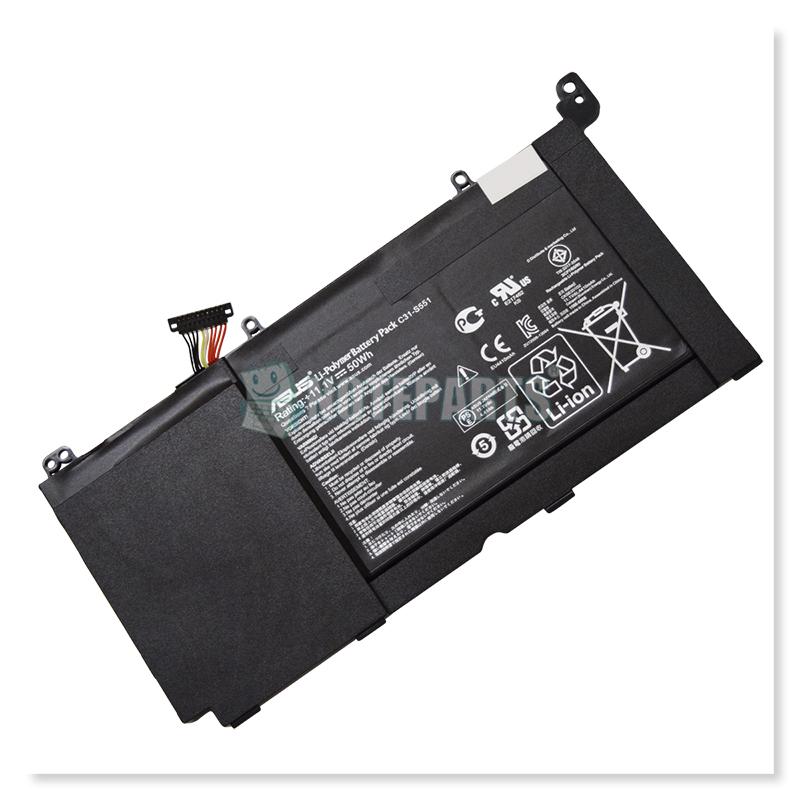 Asus純正 VivoBook S551LA バッテリー C31-S551