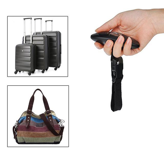 携帯用デジタルスケール  100gから40kgまで対応  オークション商品や旅行手荷物の計測に最適!