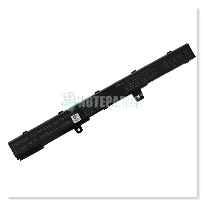 Asus X551CA X551MA バッテリー A31N1319 A41N1308対応