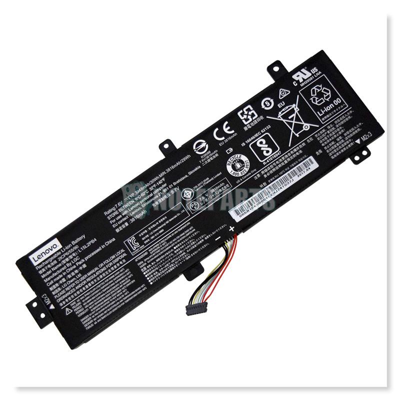 Lenovo純正 レノボ IdeaPad 310-15ISK/15IKB、IdeaPad 510-15ISK/15IKB  バッテリー L15L2PB4 L15L2PB5
