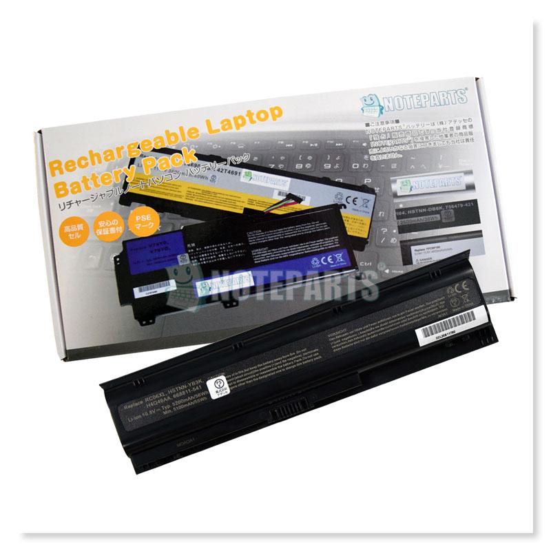HP ProBook 4340s 6セル バッテリー H4Q46AA H4R53EA RC06 RC06XL対応