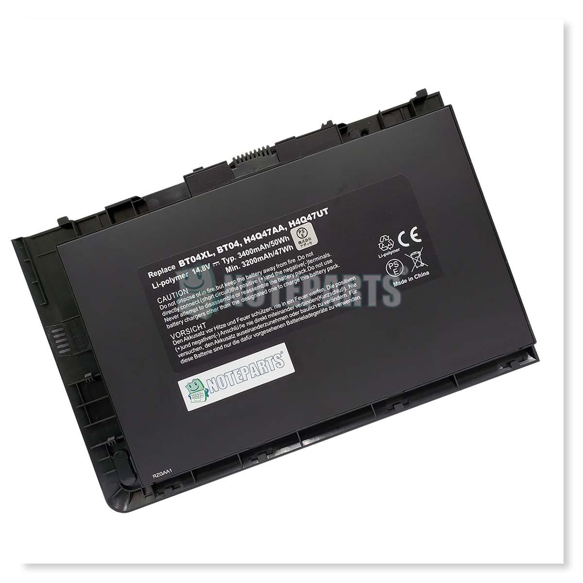 HP EliteBook Folio 9470m バッテリー BT04 BT04XL H4Q47AA H4Q47UT対応
