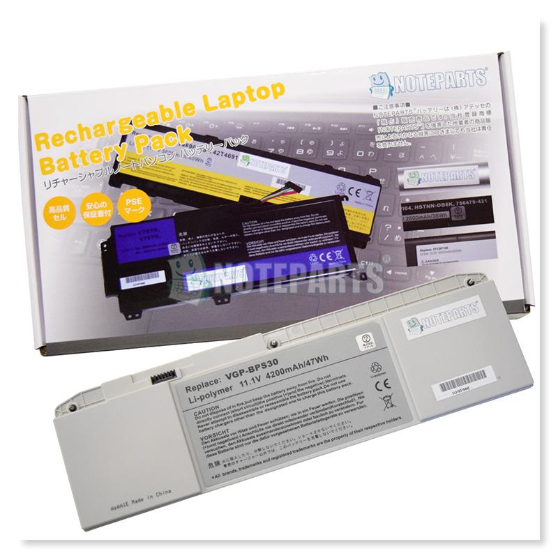 Sony ソニー VAIO T (SVT**) バッテリー VGP-BPS30対応