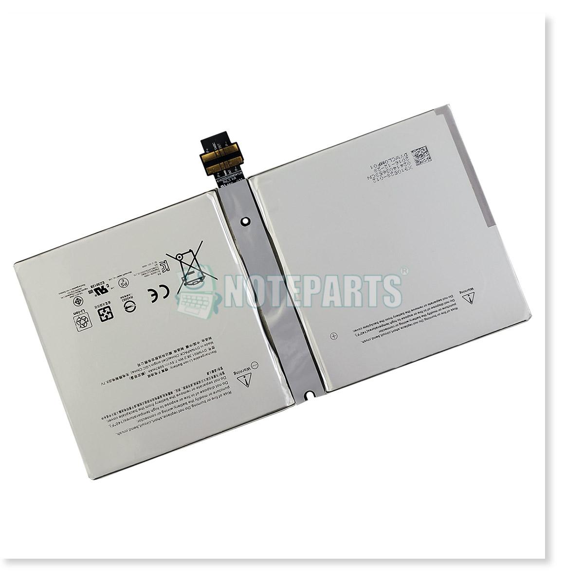 Microsoft純正 マイクロソフト Surface Pro 4 バッテリー G3HTA026H G3HTA027H DYNR01