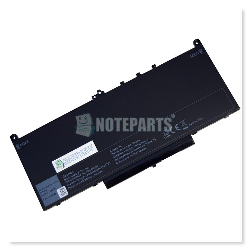 Dell デル Latitude E7270 E7470 バッテリー J60J5 1W2Y2 242WD MC34Y対応