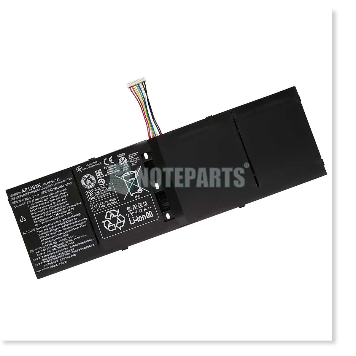Acer純正 エイサー Aspire ES1-511 バッテリー AP13B3K AP13B8K