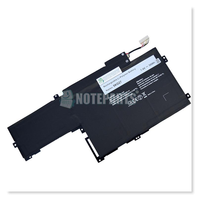 Dell デル Inspiron 14 7000シリーズ  (7437) バッテリー 5KG27 C4MF8対応
