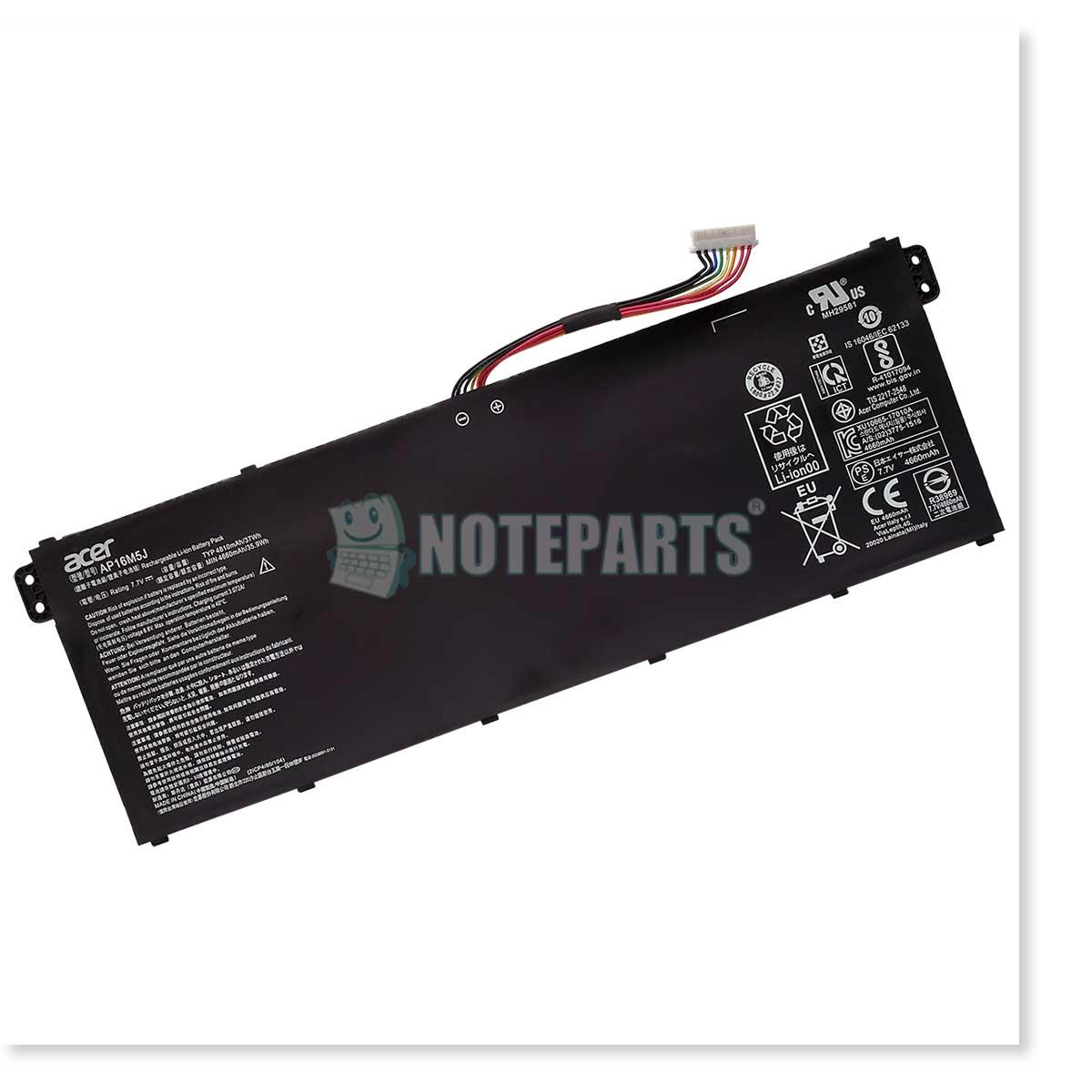 Acer純正 エイサー Aspire A114-31 A114-32 A315-33 A315-34 A315-53 A315-56 バッテリー AP16M5J