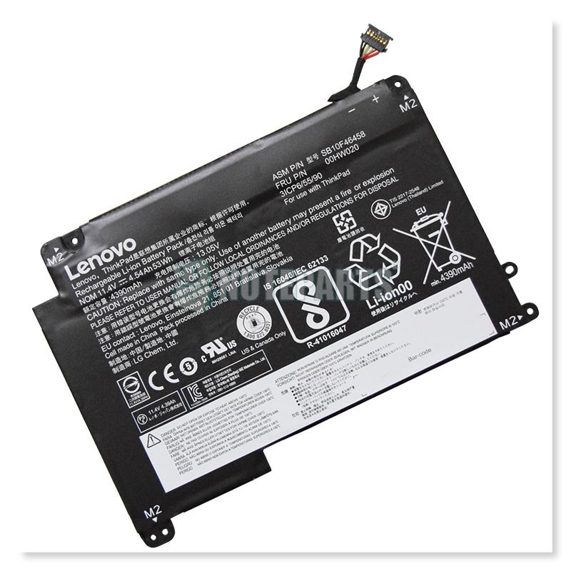 Lenovo純正 レノボ ThinkPad P40 Yoga バッテリー 00HW020