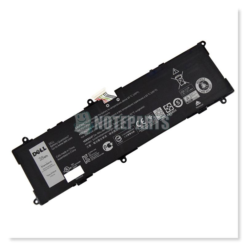 Dell純正 デル Venue 11 Pro 7140 バッテリー 2H2G4 HFRC3 【訳あり品】