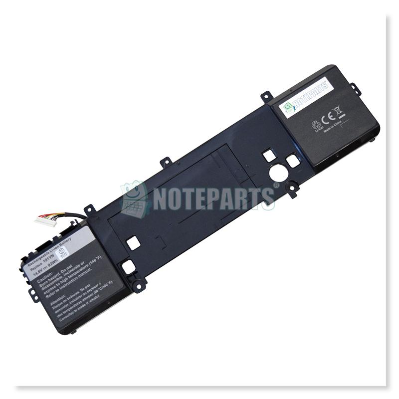 Dell デル Alienware 15 8セル バッテリー 191YN 2F3W1対応