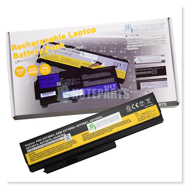 Lenovo レノボ ThinkPad X220 X220i 6セル バッテリー 0A36282対応