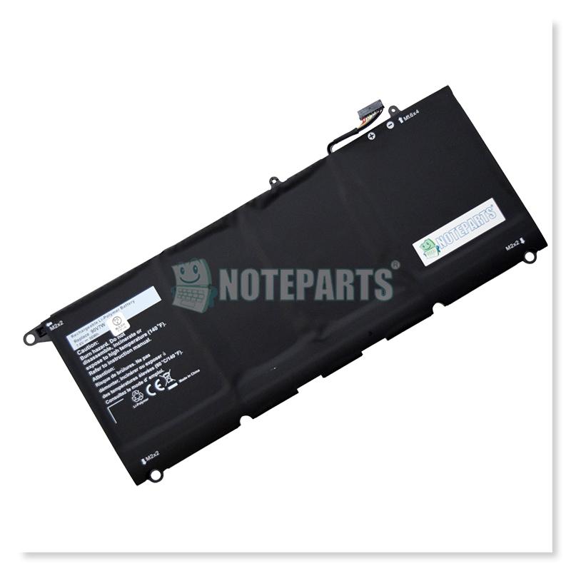 Dell デル XPS 13 9343 13 9350 Ultrabook バッテリー JD25G 90V7W 5K9CP RWT1R対応