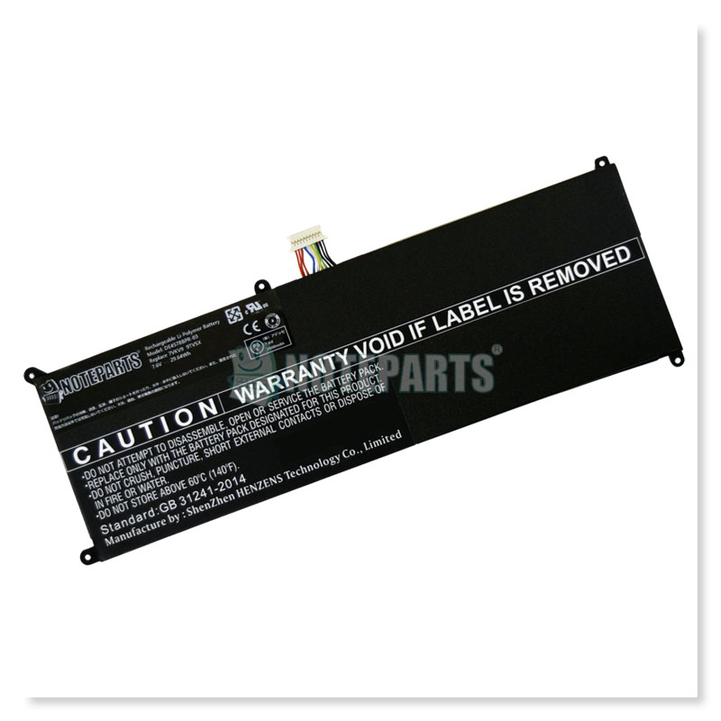 Dell デル XPS 12 9250 Latitude 12 7275 バッテリー 9TV5X 7VKV9対応