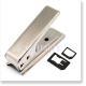 Nano SIM カッター SIM変換アダプター付き iPhone 5/6/6s 対応