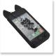 ラブリーキャット スマートフォン・タブレット スタイラス タッチペン iPhone iPad Galaxy Xperia 対応 ブラック