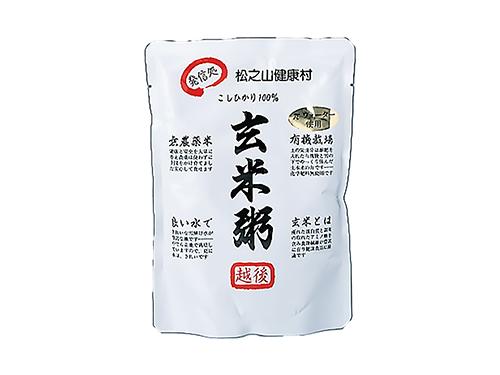 純白粥・玄米粥