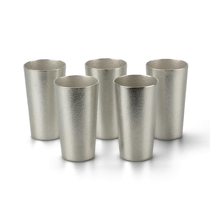 ビアカップ 5ヶセット