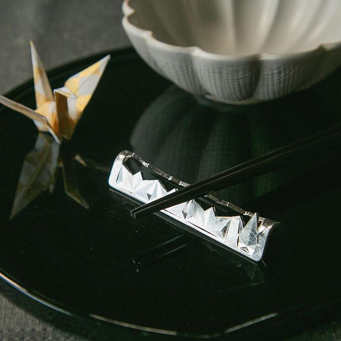 カトラリーレスト - 折鶴 - 2ヶ入