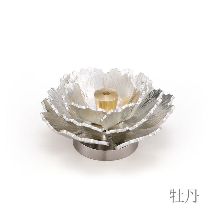 香立 - 蓮・牡丹