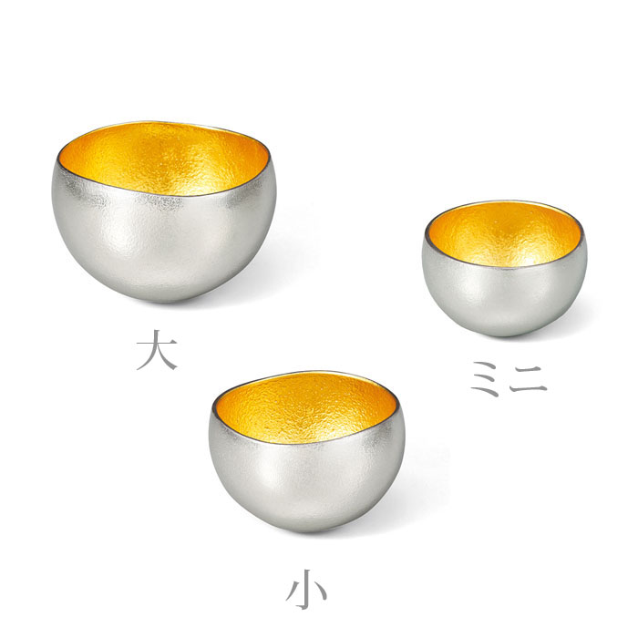 Kuzushi - Yure - 小 - 金箔