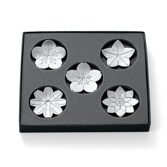 箸置 - 花ばな - 5ヶ入