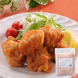 ドロ漬け鶏モモから揚げ 1kg 冷凍(6袋セット)