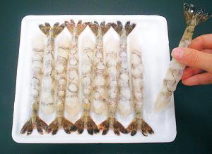 伸ばしえび(13−15) 冷凍(140尾セット)