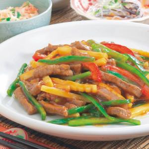 青椒肉絲ソース 2kg